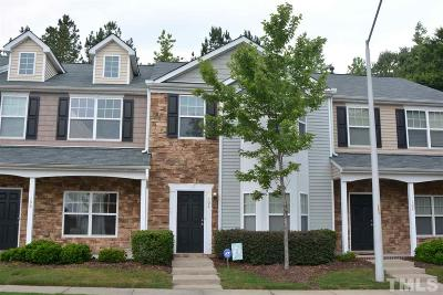 Knightdale Townhouse For Sale: 104 Pilot Court