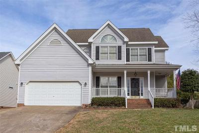 Wake Forest Single Family Home For Sale: 537 Moultonboro Avenue