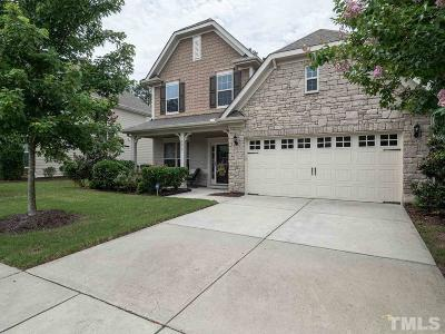 Cary Single Family Home For Sale: 1017 Cozy Oak Avenue