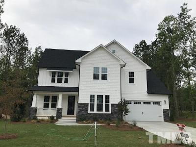 Garner Single Family Home Pending: 5128 Glen Creek Trail