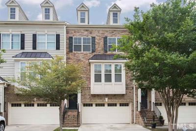 Cary Townhouse For Sale: 414 Panorama Park Place