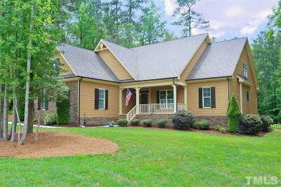 Pittsboro Single Family Home For Sale: 79 Margaret Mann Way