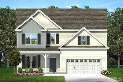 Chapel Hill Single Family Home Pending: 50 Dover Ridge Court #160