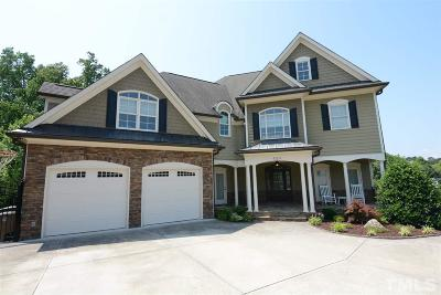 Wake Forest Single Family Home For Sale: 620 Walters Drive
