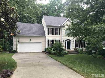 Cary Single Family Home For Sale: 119 Bergeron Way