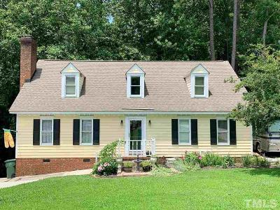 Cary Single Family Home For Sale: 210 Dutchess Drive