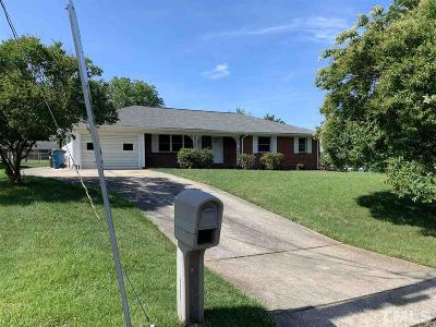 Single Family Home For Sale: 2523 W Woodrow Street