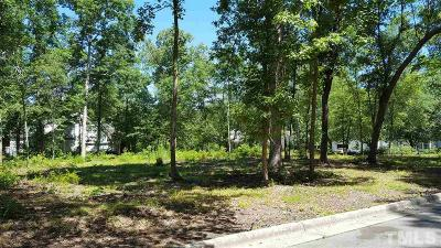 Johnston County Residential Lots & Land For Sale: Lot 180 Baker Street