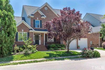 Raleigh Single Family Home For Sale: 12404 Beauvoir Street