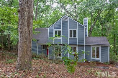 Chapel Hill Single Family Home Contingent: 903 Cedar Fork Trail