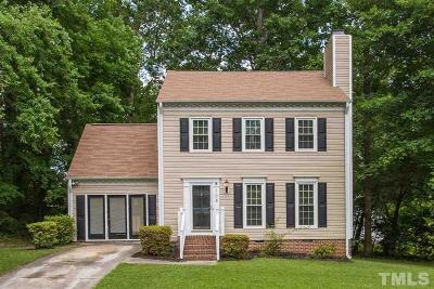 Knightdale Single Family Home For Sale: 108 Chestnut Ridge Circle