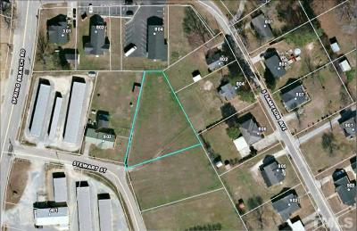 Dunn Residential Lots & Land For Sale: 805 Stewart Street