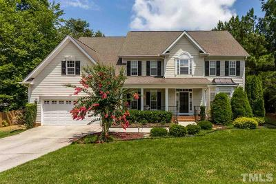 Wake Forest Single Family Home For Sale: 2704 Laurel Field Circle