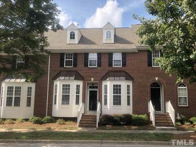 Holly Springs Rental For Rent: 145 Lumina Place
