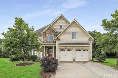 Angier Single Family Home For Sale: 25 Brookstone Way