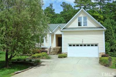 Raleigh Single Family Home For Sale: 8104 Last Oak Court
