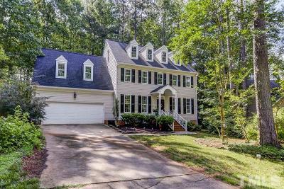 Raleigh Single Family Home For Sale: 1004 Kings Cross Way