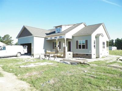 Benson Single Family Home Contingent: 5752 Old Fairground Road #Lot 4