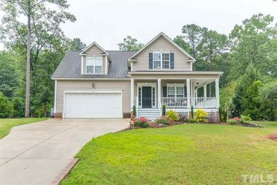 Clayton Single Family Home For Sale: 771 Contender Drive