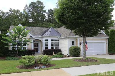 Cary Single Family Home For Sale: 805 Allforth Place