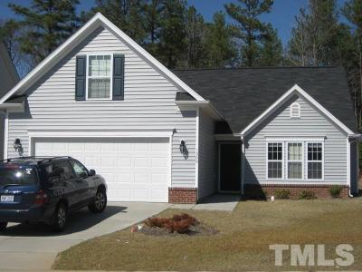 Holly Springs Rental For Rent: 1300 Dexter Ridge Drive