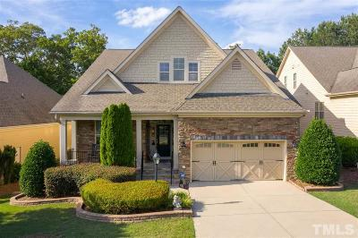 Pittsboro Single Family Home For Sale: 162 Autumn Chase