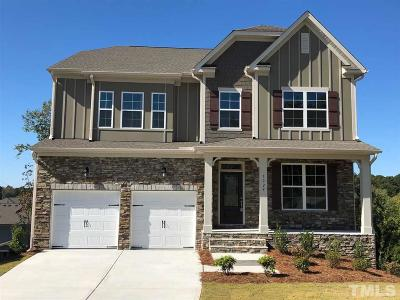 Wake Forest Single Family Home For Sale: 5025 Clowser Minnow Court