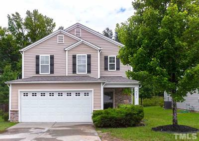 Knightdale Single Family Home For Sale: 2417 Ferdinand Drive