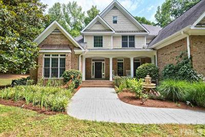 Chapel Hill Single Family Home Contingent: 604 Lake Hogan Lane