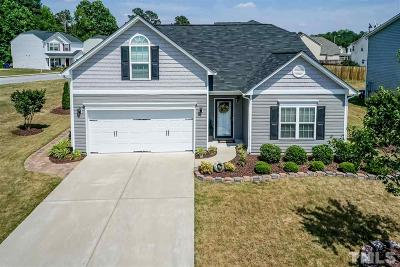 Raleigh Single Family Home For Sale: 4814 Cutstone Court