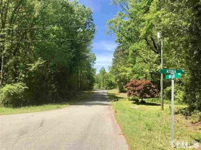 Franklin County Residential Lots & Land For Sale: 100 Atoka Drive