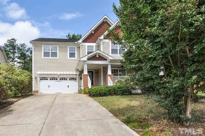Morrisville Single Family Home For Sale: 1909 Weaver Forest Way