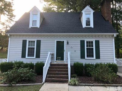 Raleigh Single Family Home For Sale: 352 Northfield Drive