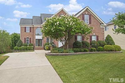 Brier Creek Single Family Home For Sale: 9704 Heathermill Lane
