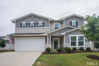 Johnston County Single Family Home For Sale: 451 Rolling Meadows Drive
