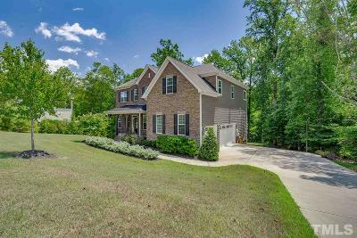 Fuquay Varina Single Family Home For Sale: 5028 Darcy Woods Lane