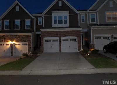 Morrisville Rental For Rent: 4176 Lofty Ridge Place