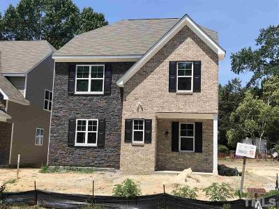 Fuquay Varina Single Family Home For Sale: 109 Bridge Street