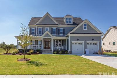 Wake Forest Single Family Home For Sale: 1604 Sweetclover Drive