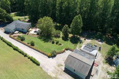 Franklin County Single Family Home Contingent: 152 Dixie Lane