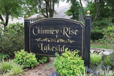 Cary Single Family Home Pending: 123 Chimney Rise Drive