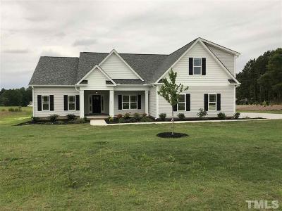 Johnston County Single Family Home For Sale: 22 Coats Ridge Drive