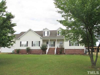 Single Family Home Pending: 1428 Pickett Road