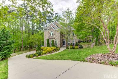 Wake County Single Family Home For Sale: 4833 North Hills Drive