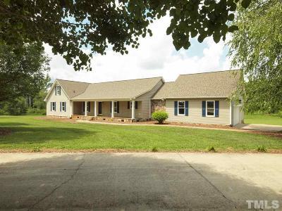 Mebane Single Family Home For Sale: 5975 Chestnut Oak Drive