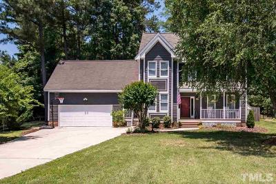Apex Single Family Home Contingent: 1008 Mellonsbury Drive