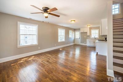 Durham Single Family Home For Sale: 2712 Ashe Street