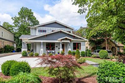 Wake County Single Family Home For Sale: 2511 Beechridge Road