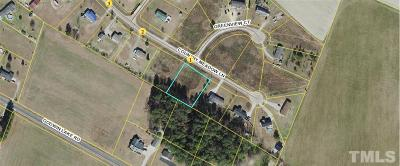 Sampson County Residential Lots & Land For Sale: Lot 24 Country Meadow Lane