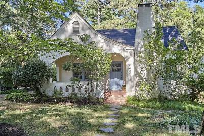 Single Family Home Contingent: 1430 Woodland Drive